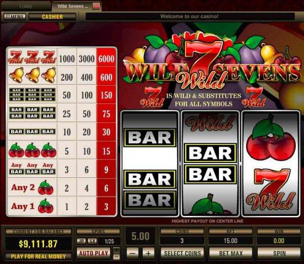 best online casino games sevens spielen