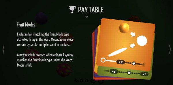 Fruit Warp Slot Fruit Modes I