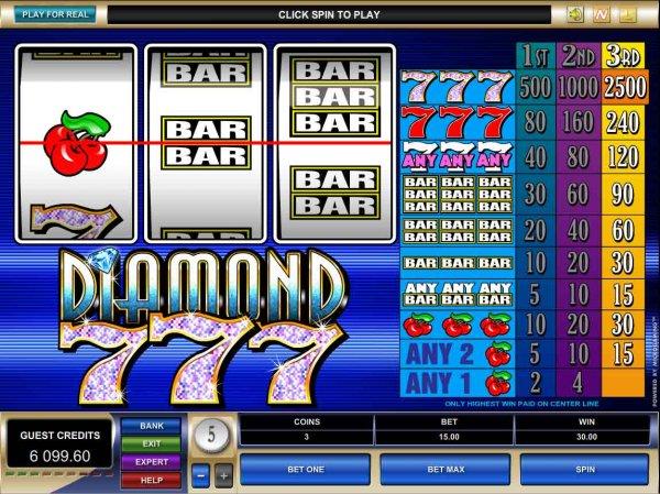 diamond 7 casino login