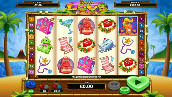 Info doctor love on vacation slot machine online nextgen gaming mobile bar