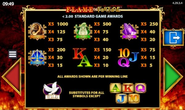 Flame grand casino