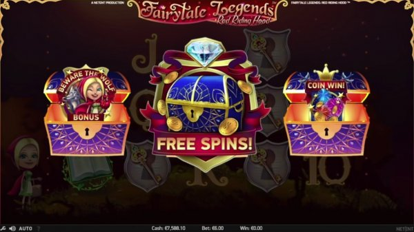 online casino bonuses red riding hood online