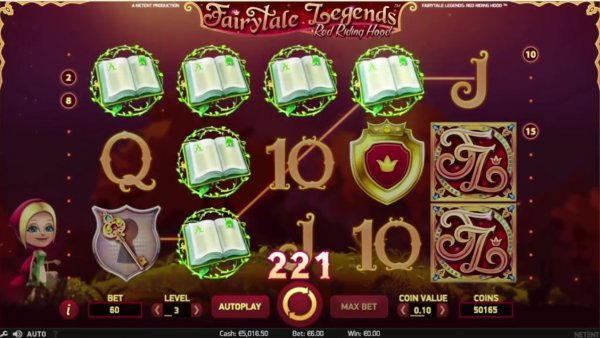 merkur online casino red riding hood online