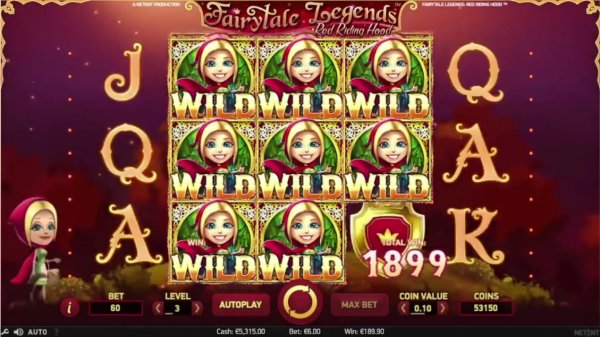 free online slots with bonus red riding hood online