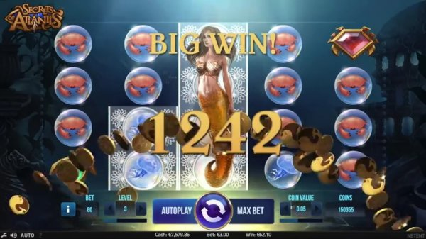 atlantis casino online video poker