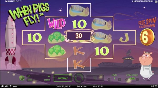 casino online roulette free when pigs fly