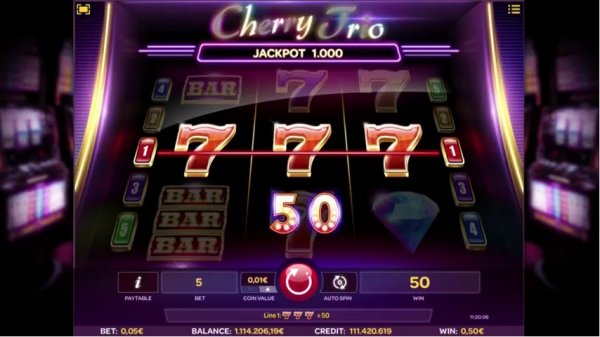Cherry Trio Slot Machine Online ᐈ iSoftBet™ Casino Slots