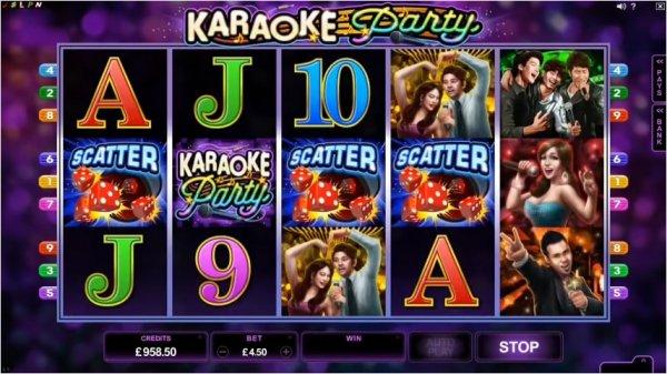 Karaoke Stars Slots - Play Free Casino Slots Online