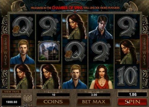 immortal romance casino