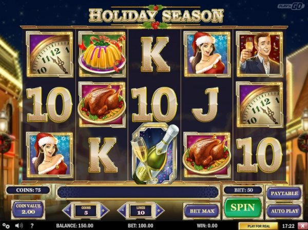 Slot Holiday | Euro Palace Casino Blog