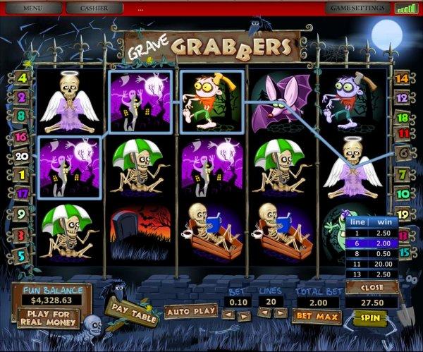 Grave Grabbers Slots - Play this Pragmatic Play Casino Game Online