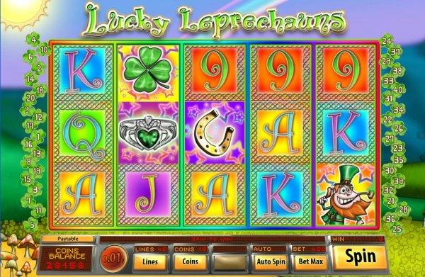 Spiele Lucky Leprechauns (Saucify) - Video Slots Online