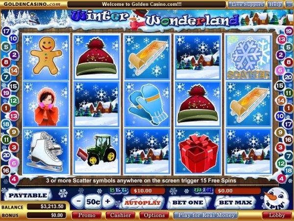 Spiele Winter Wonderland - Video Slots Online
