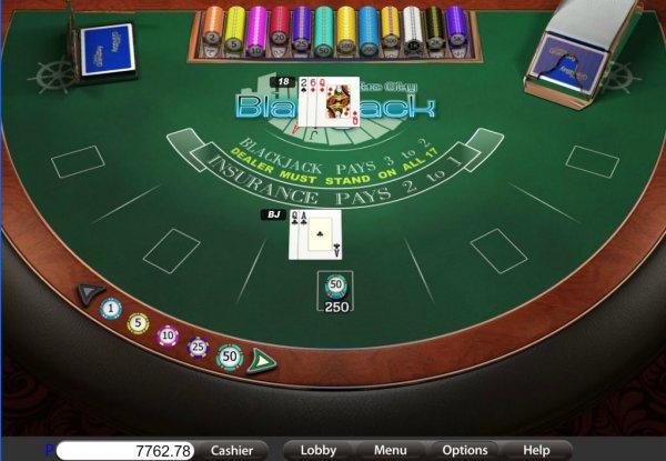 Play Half Double Blackjack at Casino.com New Zealand