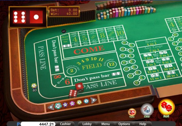 Casino craps top hitsville casino