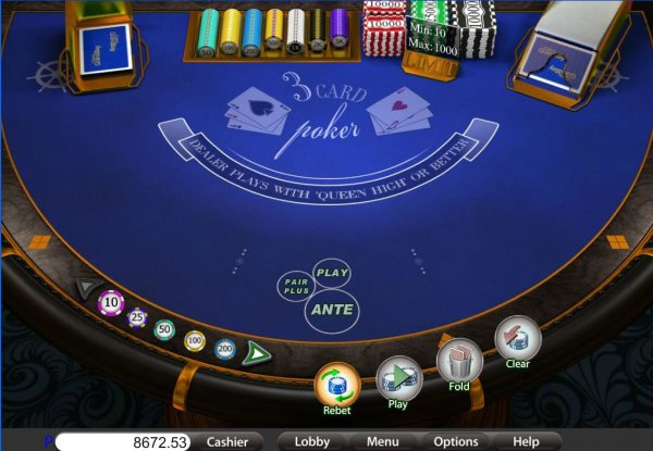 online casino games for money that is free