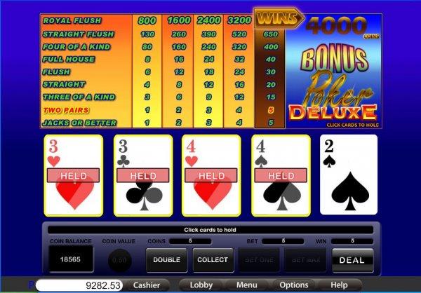 bonus online casino deluxe bedeutung
