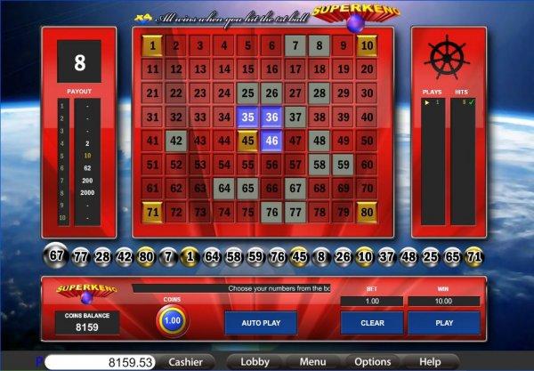 Super keno 80 - Graz casino poker