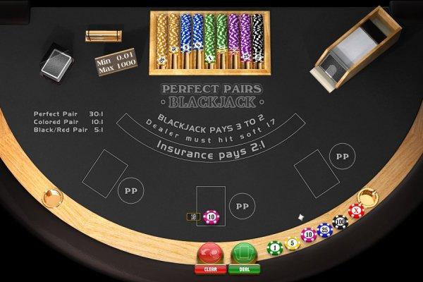 Бесплатные игры казино - идеальный блэкджек