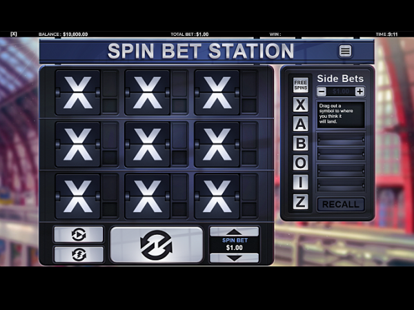 Spin betting odds