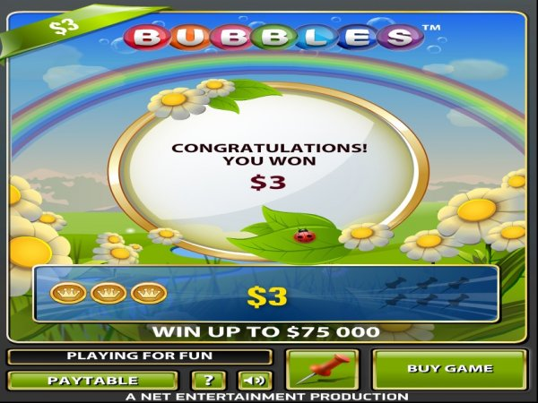 casino online list bubbles spielen