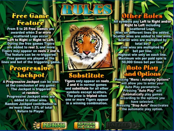 Tiger Slayer Slots - Now Available for Free Online