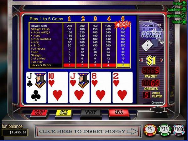 online casino poker jackpot spiele