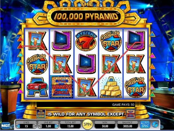 play 100000 pyramid online