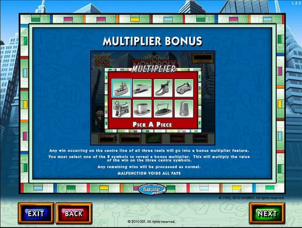 Monopoly Multiplier Slot Machine Online – Play for Free Now