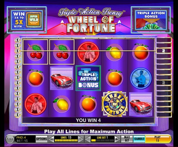free wheel of fortune online no download