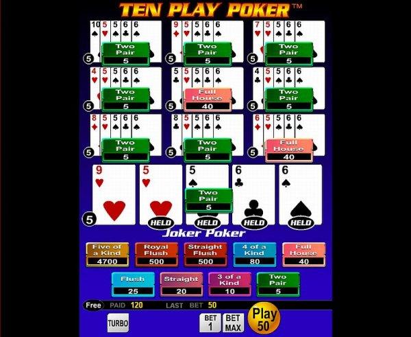 Play joker poker online