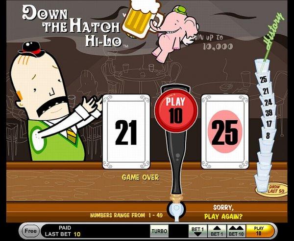 gambling in the bible kjv