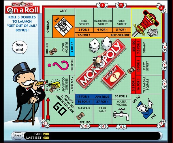 Monopoly casino board game online gambling uk wikipedia