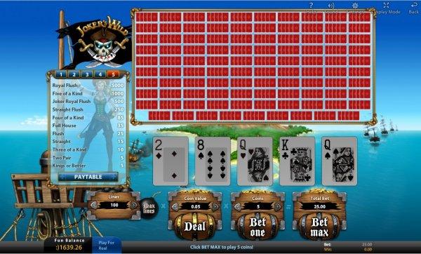 casino online games jokers online