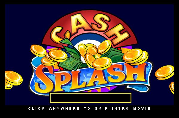 Cash Splash 5-reel Online Jackpot - Norsk Microgaming Casino