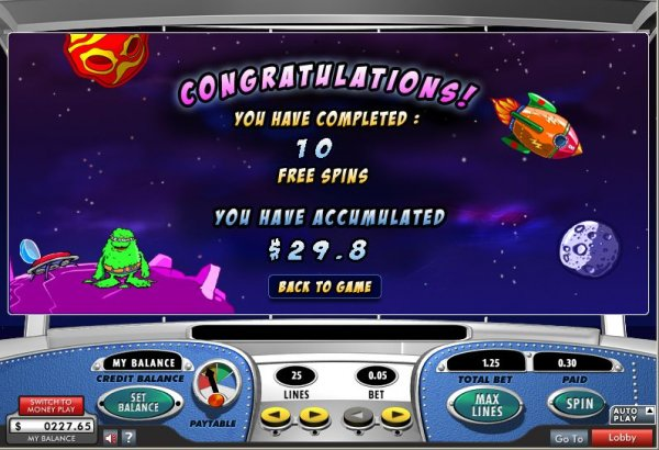 Adventures in Orbit Slots - Try the Online Game for Free Now