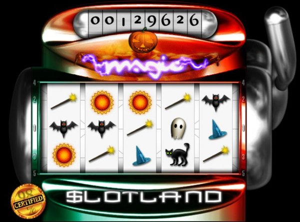 Halloween Magic Video Slots