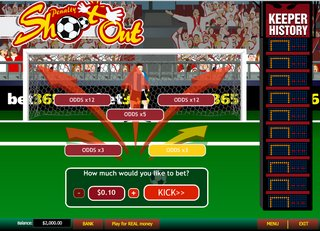 Penalty Shootout Game Play