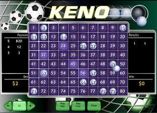 Play Fortune Keno Arcade Games Online at Casino.com Australia