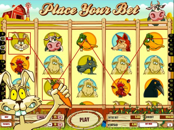 Happy Farm Slots - Play this 777igt Casino Game Online