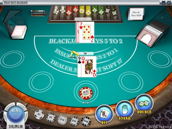 Rival Blackjack