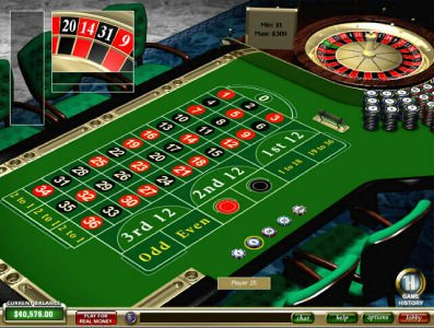 online casino software european roulette