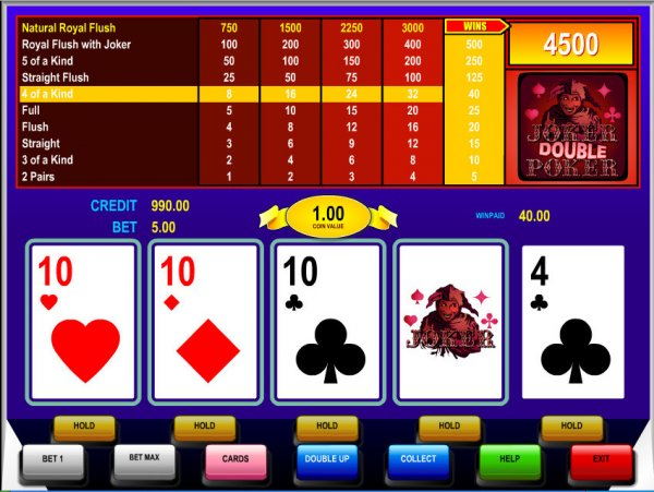 online casino city poker joker