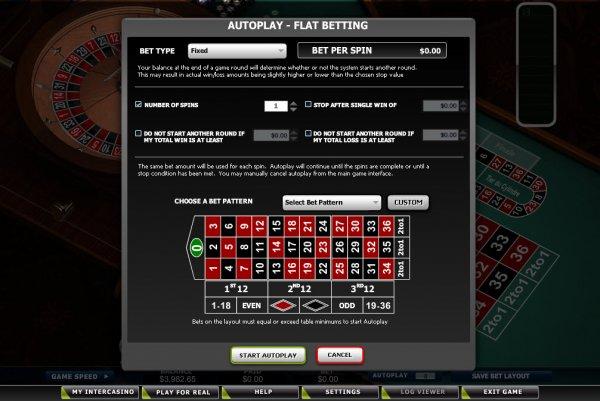 Cryptologic roulette