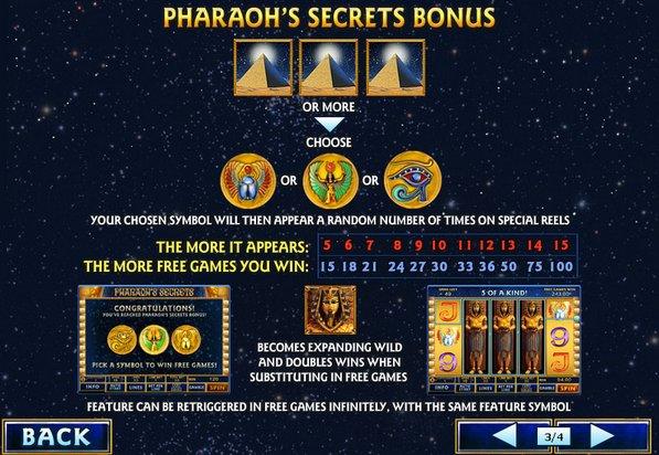 Игровой автомат Pharaoh's Fortune от IGT — Играйте бесплатно онлайн