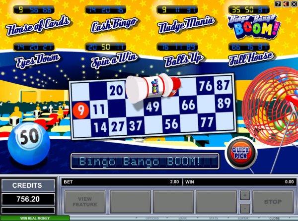 Bingo Bango Boom™ Slot Machine Game to Play Free in Microgamings Online Casinos