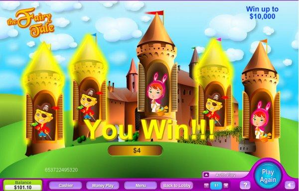 online casino sites fairy tale online