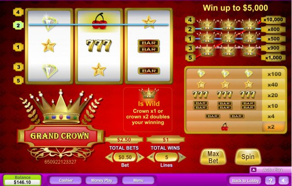 online casino legal crown spielautomat