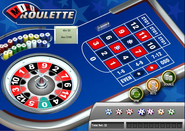 Play Mini Roulette Arcade Games Online at Casino.com NZ