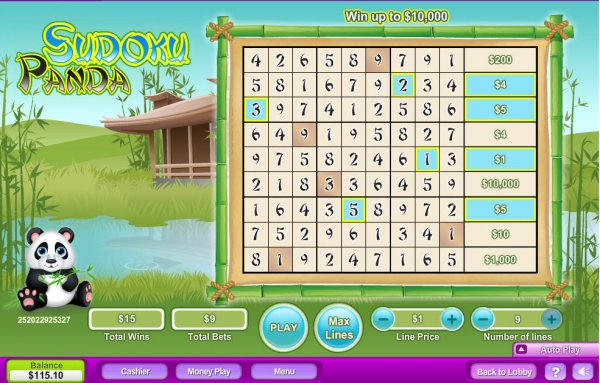 Bon Bon Bonanza Specialty Games - Play for Free Now